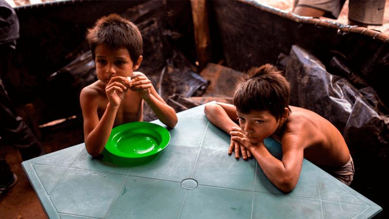 Toma forma propuesta de vender petróleo a cambio de ayuda humanitaria